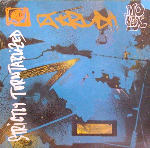 Strictly Turntablized - DJ KRUSH
