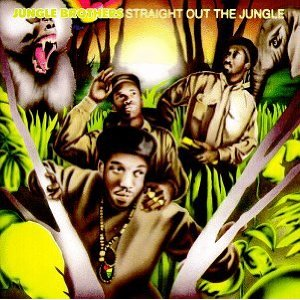Jungle Brothers - Straight Outta the Jungle