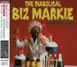 Biz Markie - The Biz Never Sleep