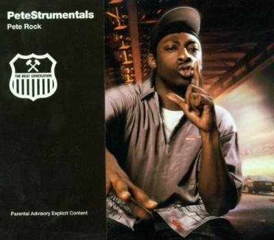 Petestrumentals pete rock( ピート・ロック)